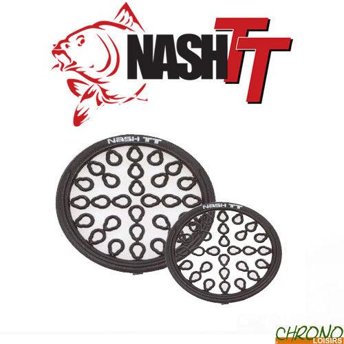 NASH TACKLE HOOK RIG RINGS 2.5MM /& 3.5MM *GET ONE OF EACH* CARP//BARBEL