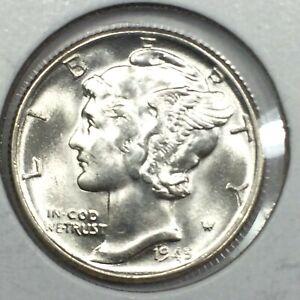 1945 dime value silver
