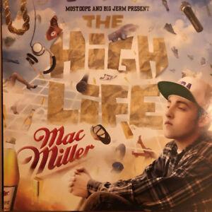MAC-MILLER-034-HIGH-LIFE-034-NEW-VINYL-LP-KIDS-FACES-MACADELIC-21-TRACKS
