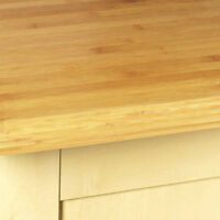 Solid Bamboo Kitchen Worktops 2000mm X 720mm X 40mm
