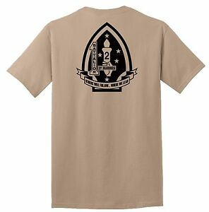 1ST Battalion 9TH Marine REG Mens Long Sleeve Crew Neck Pullover