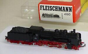 Fleischmann-4160-Dampflok-BR-38-2609-DRG-H0-OVP-guter-Zustand
