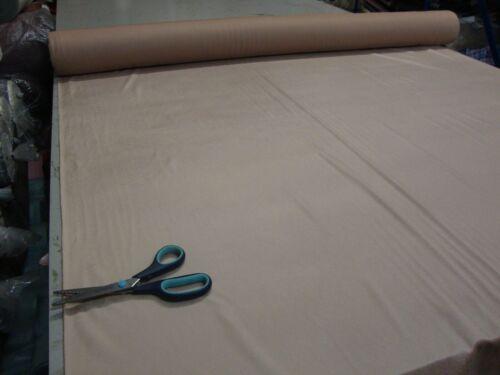 Tissu 202-10 m champagne Designer Rideaux Tapisserie Tissu £ 2.99 par mètre