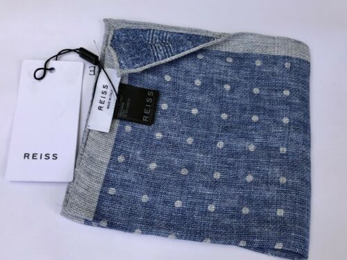 Made In Italy. REISS POCKET SQUARE