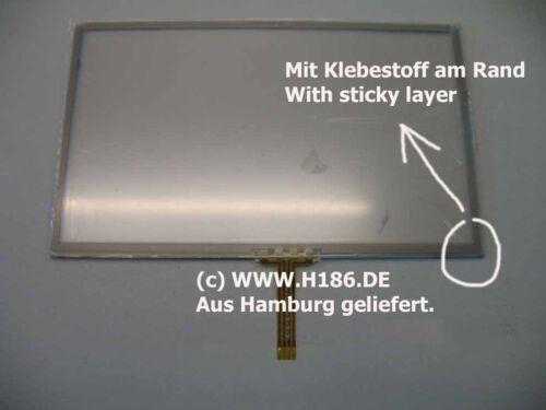 Touch Digitalizador pantalla táctil adecuado para TomTom XXL 530 535 540 550