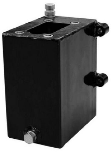 Réservoir hydraulique réservoir pour pompe à main volume 5 litres