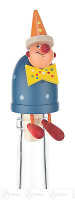 "Chiusura Bottiglie Spirito Bottiglie Pagliaccio Erzgebirge-luss Flaschengeist Clown Erzgebirge"" Data-mtsrclang=""it-it"" Href=""#"" Onclick=""return False;""> Elevato Standard Di Qualità E Igiene"