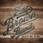Greatest Hits So Far [LP + CD] by Zac Brown Band/Zac Brown (Vinyl, Feb-2015, 2 Discs, Atlantic (Label))