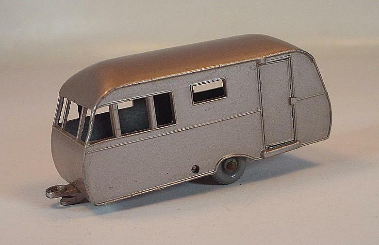 Matchbox Regular Wheels No 23 C blueebird Dauphine Metallic Tan BPW Lesney