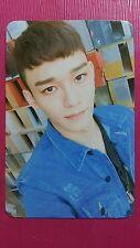 CBX EXO CHEN Official Photocard #2 1st Album Hey Mama! Photo Card Jongdae 종대 첸