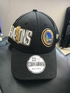Golden State Warriors 2017 Finals Champions Snapback New Era