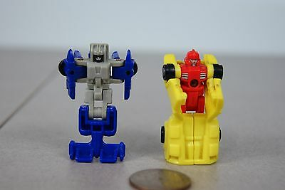 Transformers G1 Micromaster Free Wheeler Complete Vintage
