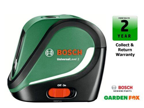 Les épargnants-universel Bosch niveau 2 0603663800-3165140898355 D de base