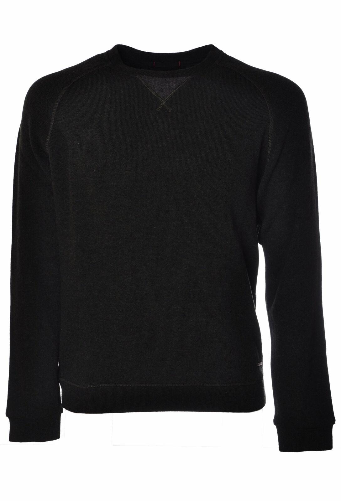 Woolrich  -  Sweaters - Male - Grün - 2629604A183519