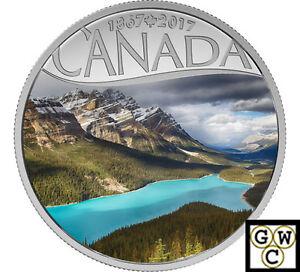 2017Peyto-Lake-Celebrating-Canada-039-s-150th-039-Color-Prf-10-Silver-1-2oz-9999-18110
