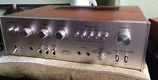 Nikko TRM-500 RARE Solid State Vintage Amplifier 1973. Excellent