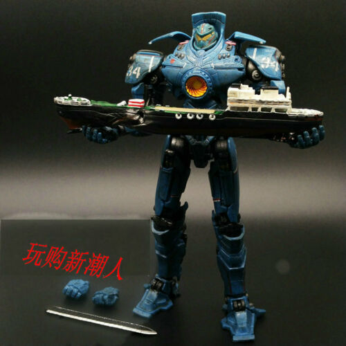 "7/"" Robot Series 4 Pacific Rim Gipsy Danger Hong Kong Brawl Action Figure"