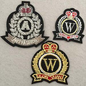 1PC Fashion UK Flag Embroidered Applique United Kingdom Badge Transfer DIY  Craft Accessory Supplies Iron Sew