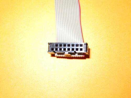 GIGABYTE Full Height Size Length Long 15Pin VGA CRT DSUB Extension Bracket Cable