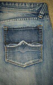 de9fcf5ab7 RARE Diesel ZAF Men s Jeans 34 35x28 Short Denim Pants 00796 796 ...