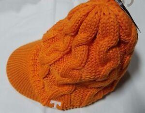 16dad78e8bf La foto se está cargando Los-voluntarios-de-Tennessee-Knit-Beanie -Sombrero-de-