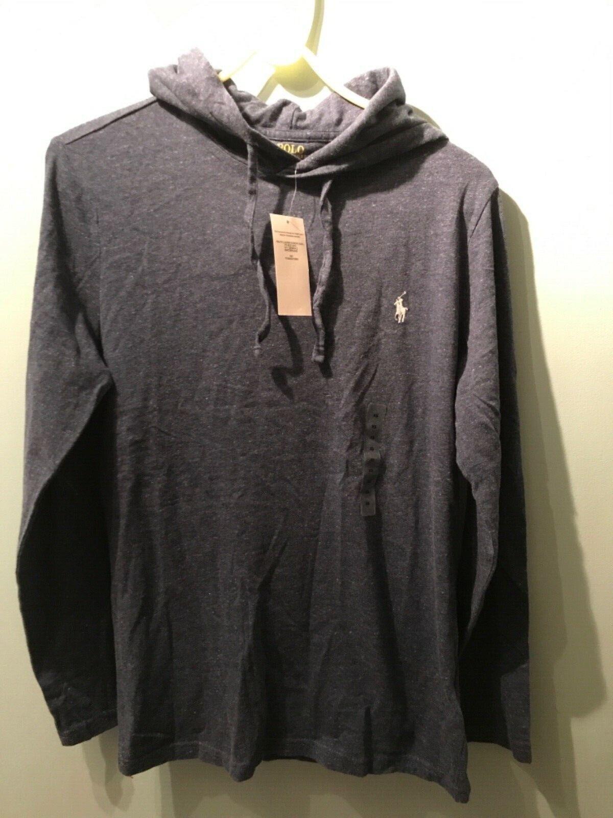 BNWT Ralph Lauren Men's Hooded Top Jumper Sweater Top RRP  Sz XS Extra Small