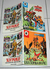 COLLANA ARALDO 151 e 152 - Prima edizione 1979 Il comandante Mark