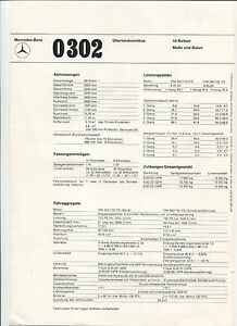 N-8503-fiche-techique-autocar-MERCEDES-0-302-deutsch-text-1973