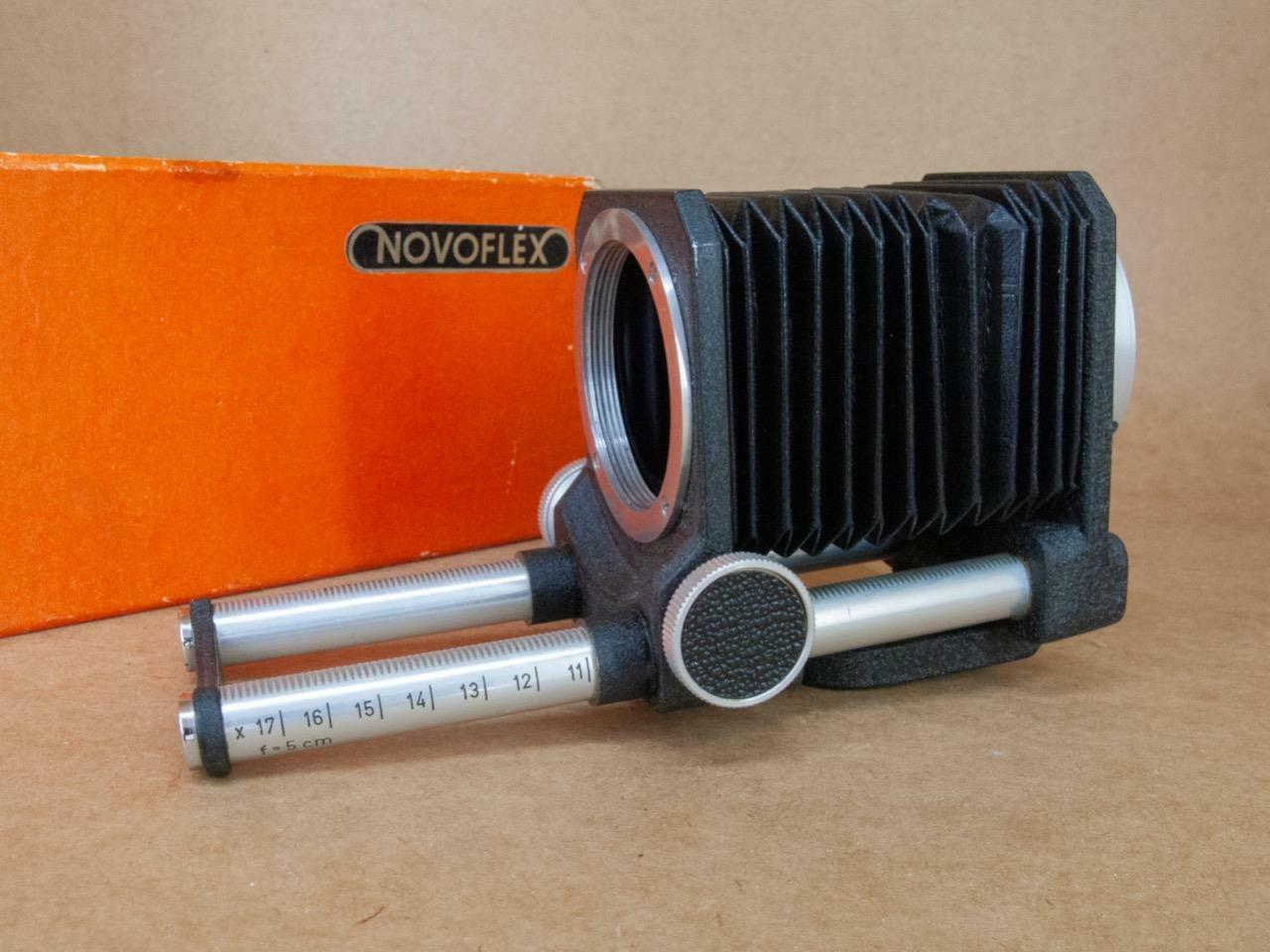 Novoflex Bellows Leica M39 mount - Boxed