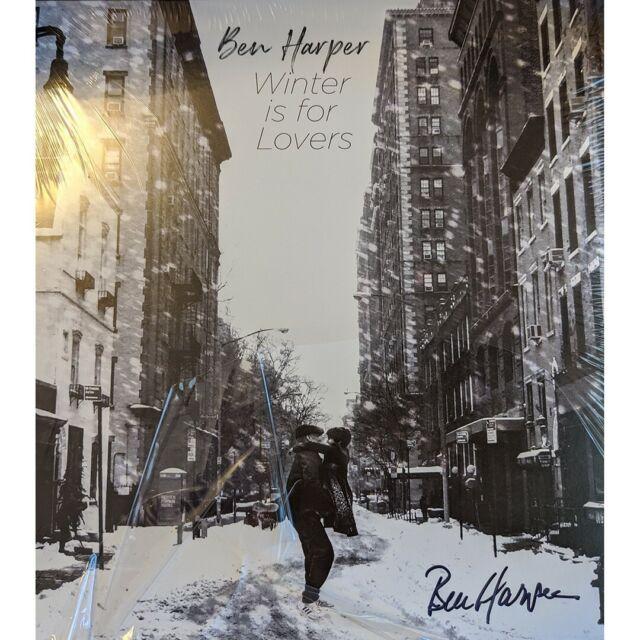 Ben Harper - Winter Is For Lovers Signed Deluxe Vinyl LP Record 0001/2000