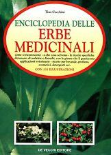 Tina Cecchini ENCICLOPEDIA DELLE ERBE MEDICINALI