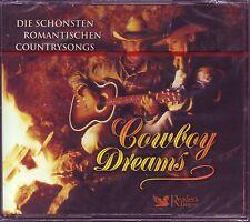 Cowboy Dreams - Die schönsten romant. Countrysongs  Reader's Digest 3 CD BOX