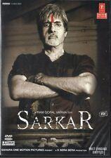 SARKAR RAJ - BOLLYWOOD DVD - Amitabh Bachchan, Abhishek Bachchan, Katrina Kaif.