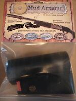 Mud Brothers Mud Armour Neoprene Barrel Boot Shotgun Chamber Vest 12 Gauge Black