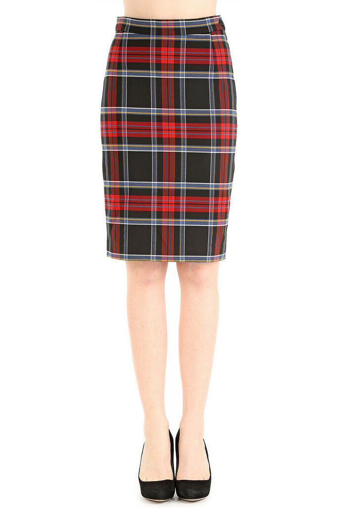 Jean Paul Gaultier gonna tartan, tartan skirt