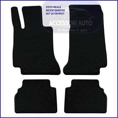 Tappetini in gomma TPE 3D Premium per Mercedes Classe V versione lunga W447 63