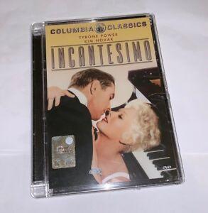 INCANTESIMO-DVD-JEWEL-CASE-RARO-SIGILLATO-TYRONE-POEER-KIM-NOVAK