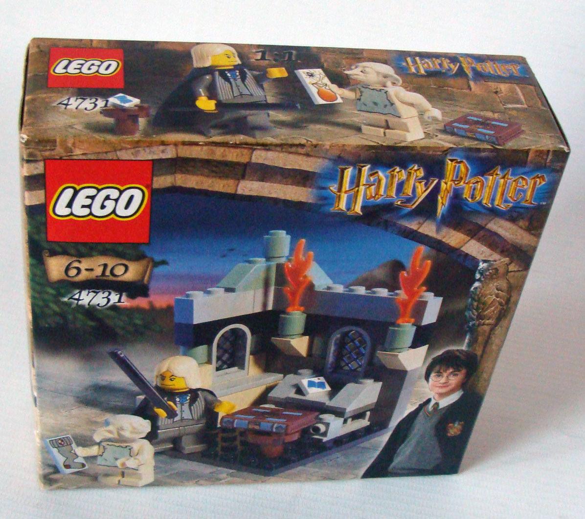 Lego® Harry Potter 4731 - Dobbys Befreiung 70 Teile 6-10 Jahren - Neu