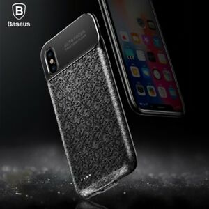 Ultra-Slim-Battery-Charger-Case-Backup-Power-Bank-Charging-Cover-For-iPhone-X