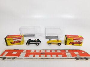 Cg216-0-5-2x-Schuco-1-90-modello-701-Grand-Prix-Racer-706-Maserati-Neuw-OVP