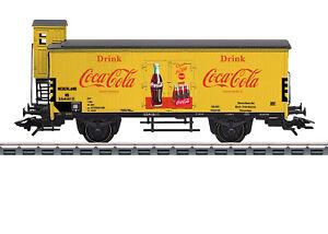 Maerklin-H0-48936-Gueterwagen-G-10-034-Coca-Cola-034-der-NS-034-Neuheit-2019-034-NEU-OVP