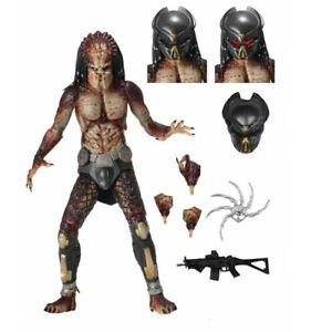 """Neca """"The Predator"""" - Ultimate Fugitive Predator - Lab Escape - 7 inch Action Fi"""