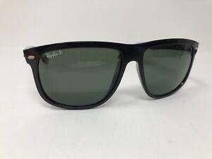 Ray-Ban-RB4147-Sunglasses-Black-Frame-Polarized-Lenses-601-58-60mm-Large-V951