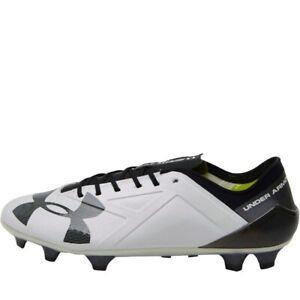 Détails sur Under Armour Spot Fg Chaussures de Foot Hommes UK 8 US 9 Eur 42.5 Ref 4671