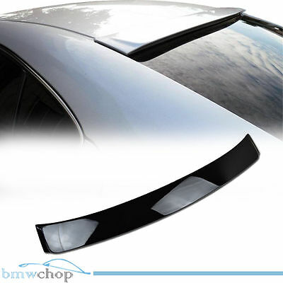 STOCK IN USA ▶ Paint #202 212 Black for Lexus IS350 IS250 2nd OE Roof Spoiler