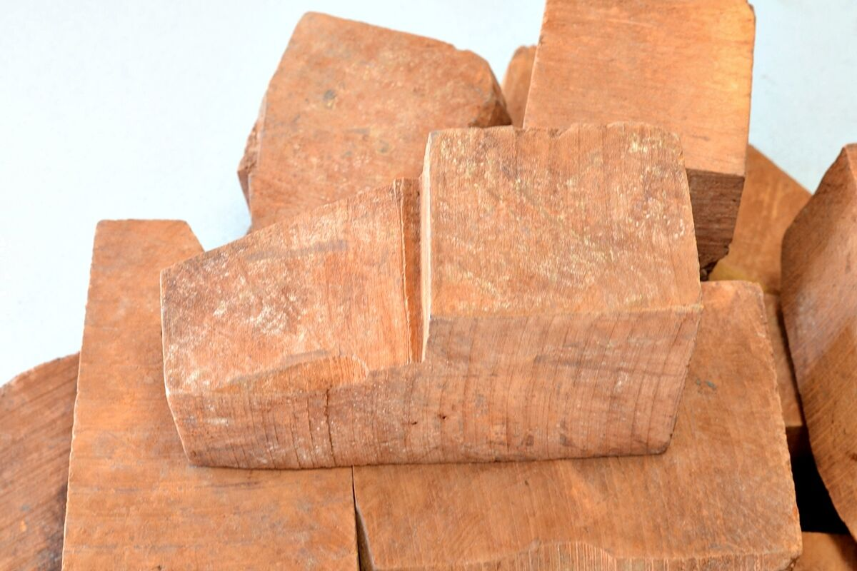 Briar Greek Blocks Ebauchons a lot of 11 BPB-M9SP for Straight Semi Bent Pipes