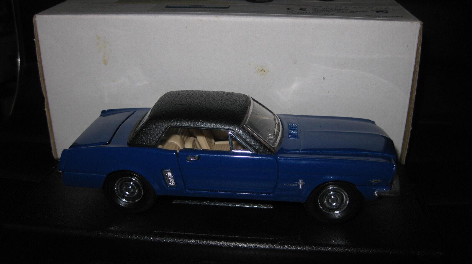 1.34   1965 FORD MUSTANG CONgreenIBLE CONgreenIBLE CONgreenIBLE NAVY  blueE  ROOF UP b55fd5