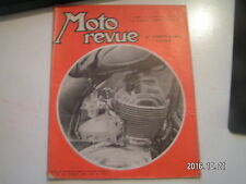**b Moto Revue n°1361 Motobécane / Terrot / Peugeot / Automoto / New Map