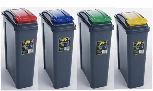 Plastique recycler recyclage Poubelle Cuisine Poubelle Jardin Déchets Ordures Poubelles