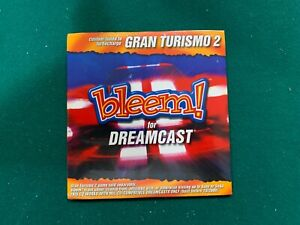 bleem-for-Dreamcast-Gran-Turismo-2-Sega-Dreamcast-2001-NEW